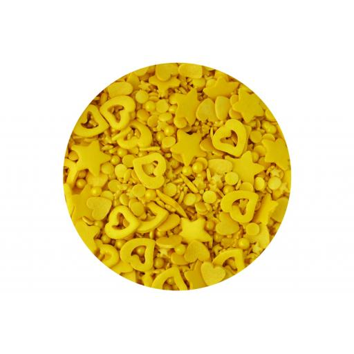 Sprinkletty Colours Gold 100g