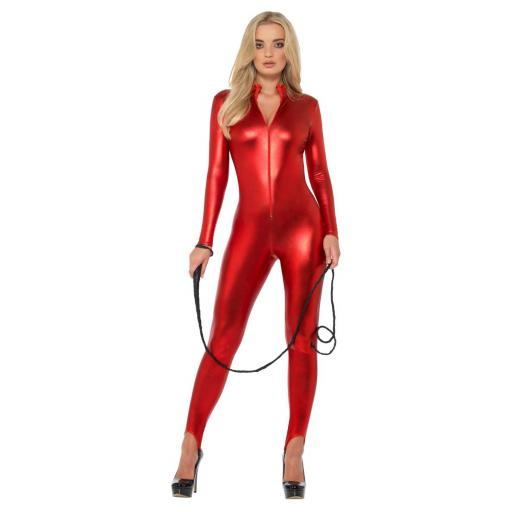 Fever Miss Whiplash Costume Small Size 8-10