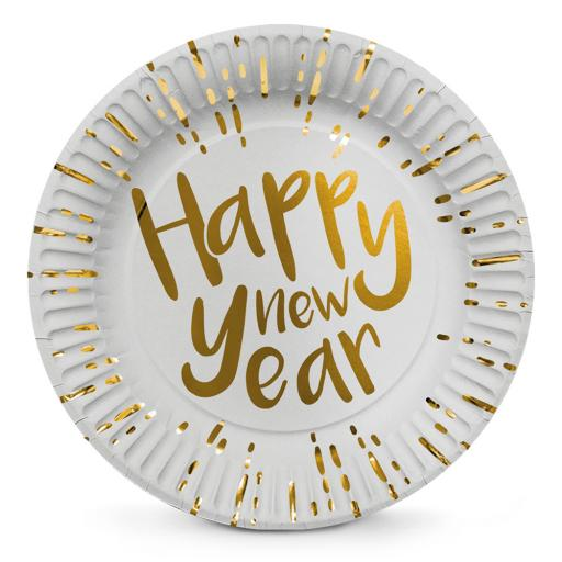 Boland New Year Plates 23cm