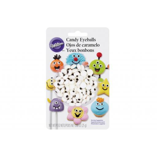Wilton Candy Eyeballs 25g