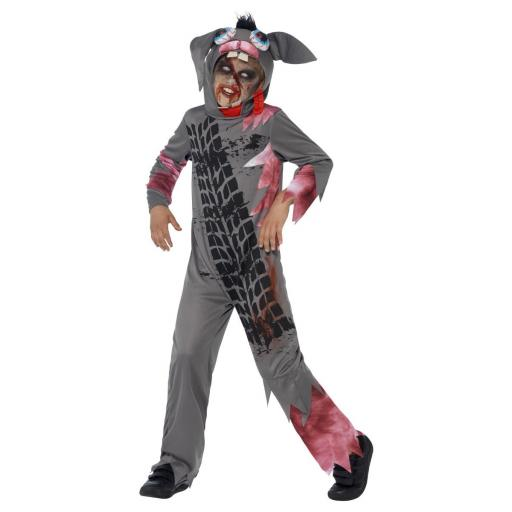 Deluxe Roadkill Pet Costume Size L