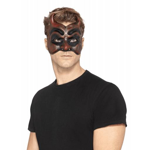 Masquerade Devil Mask Mens