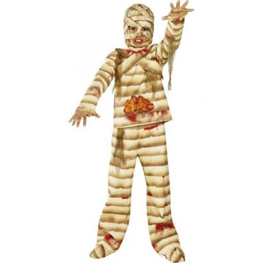 Gutsy Mummy Children Costume Size L