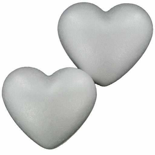 Heart Shape Polystyrene 280mm