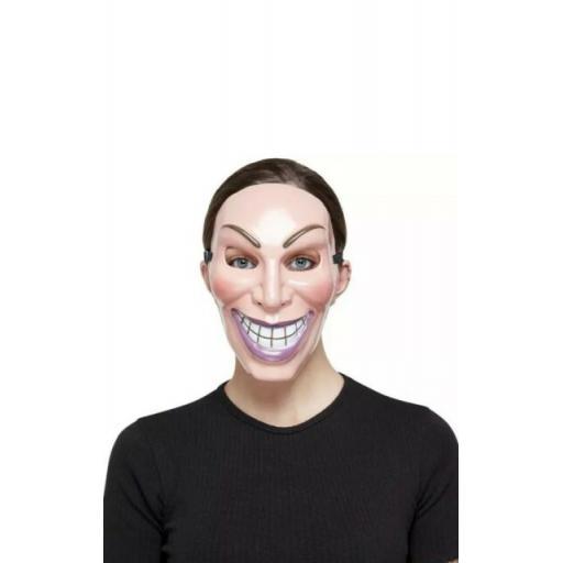 Freaky Robber Mask