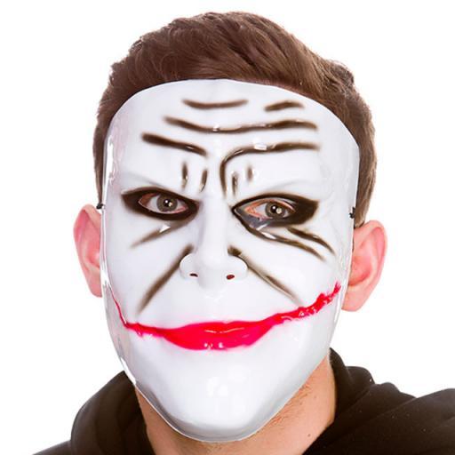 Evil Prankster Mask