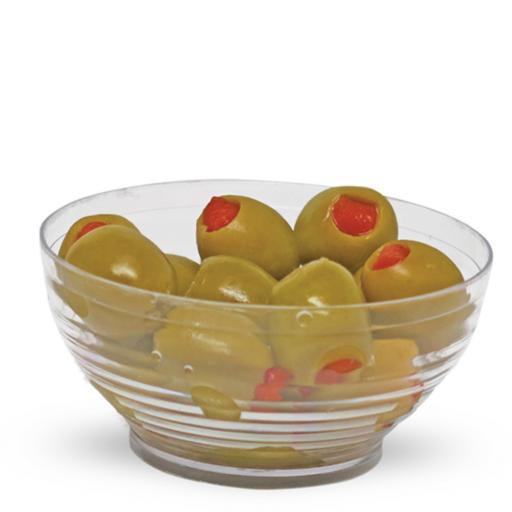 12 Mini Bowl Embossed Design- 55ml