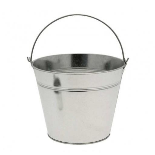 Galvanised Bucket (15.5cm)