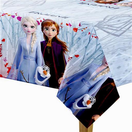 Disney Frozen 2 Plastic Party Table Cover 120x180cm