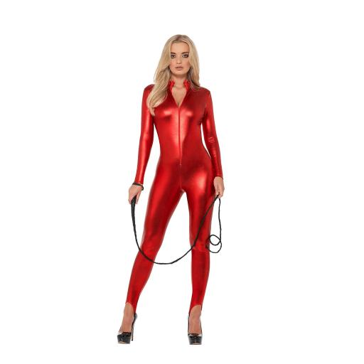 Fever Miss Whiplash Ladies Costume Size M