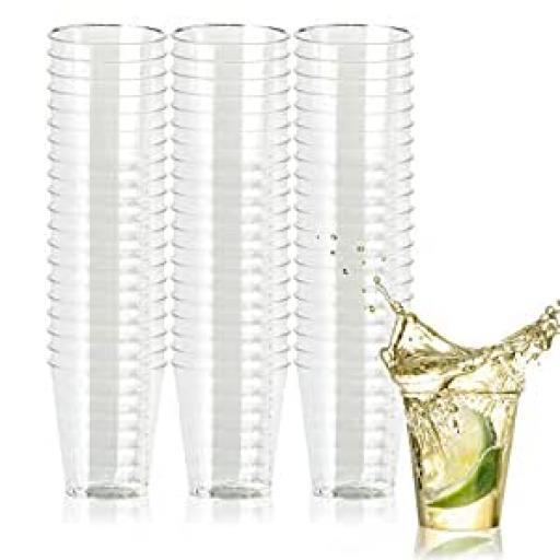 Crystal Shot Glasses 80pk