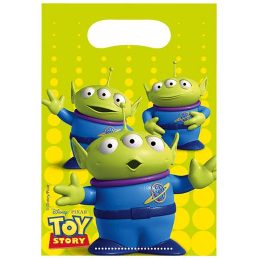 6 Toy Story Party Bags