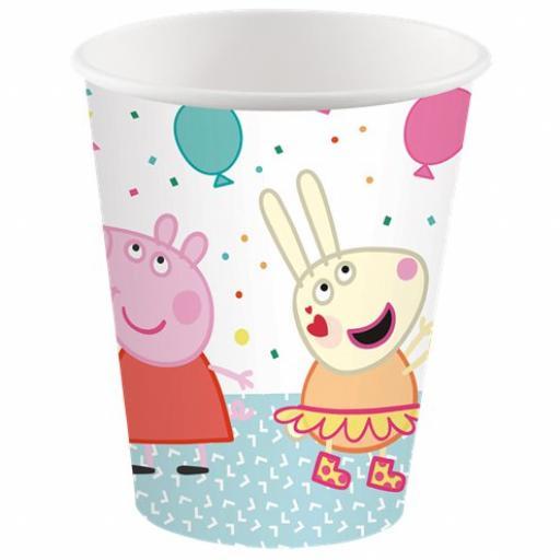 Peppa Pig Paper Cups 8pk