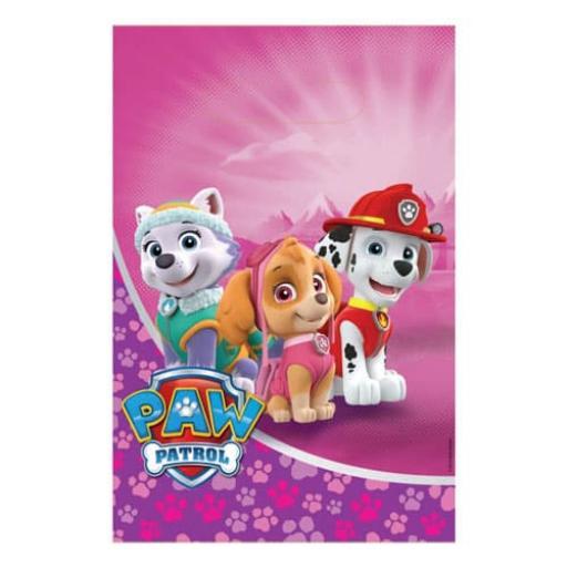 Paw Patrol Pink Party Bags 8pk