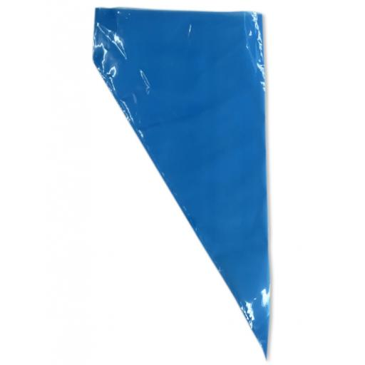 21 Inch Blue Icing Bags 100PK