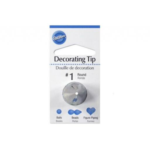 Round Circulaire Tip 1