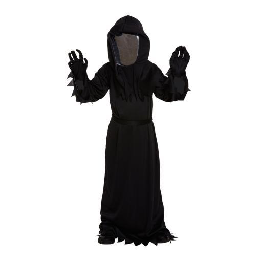 Child Reaper Black Medium 7-9Yrs