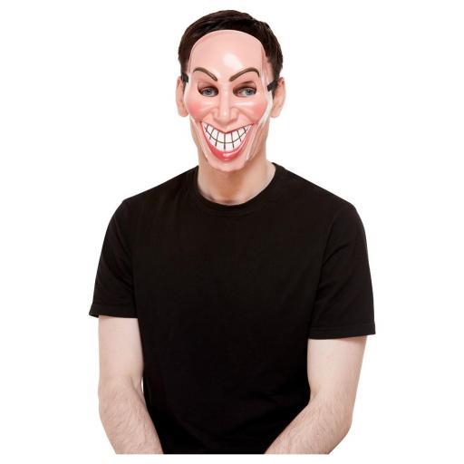 Male Smiler Mask
