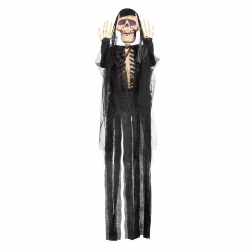 Hanging decoration Skull reaper (150 cm)