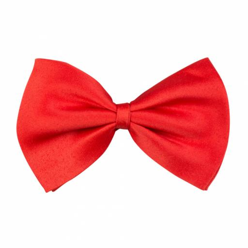 Bow tie Basic Pc. Bow tie Basic red