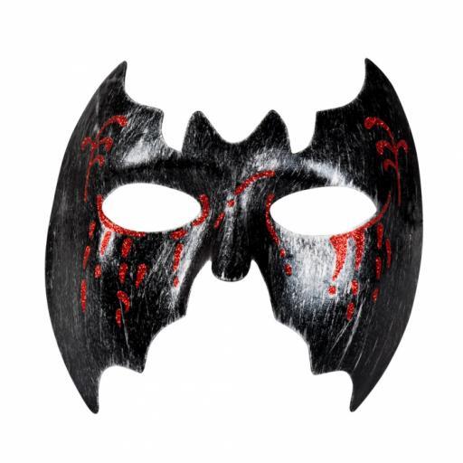 Eye mask Blood bat