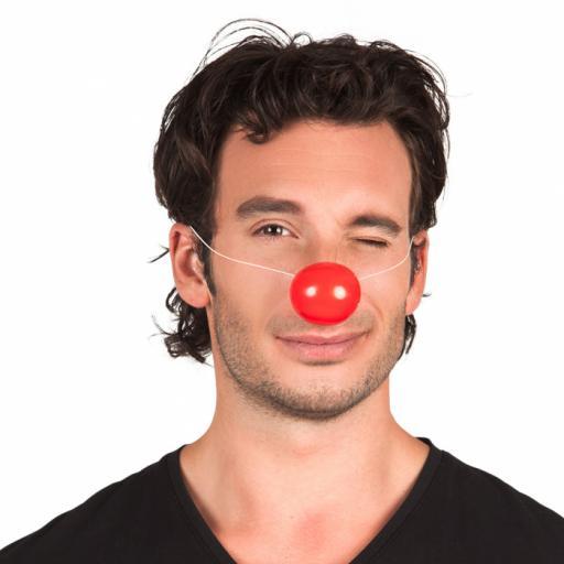 Set 24 Clown noses plastic Set 24 Clown noses plastic