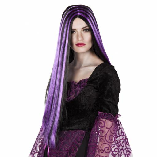 Wig Bewitched Pc. Wig Bewitched 6 colours assorted - price for individual