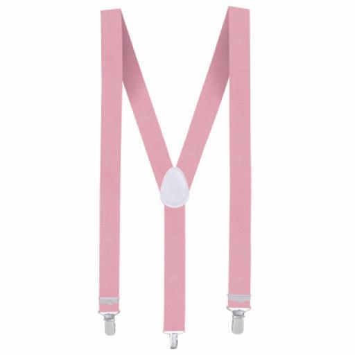 Suspenders Basic Pc. Suspenders Basic light pink