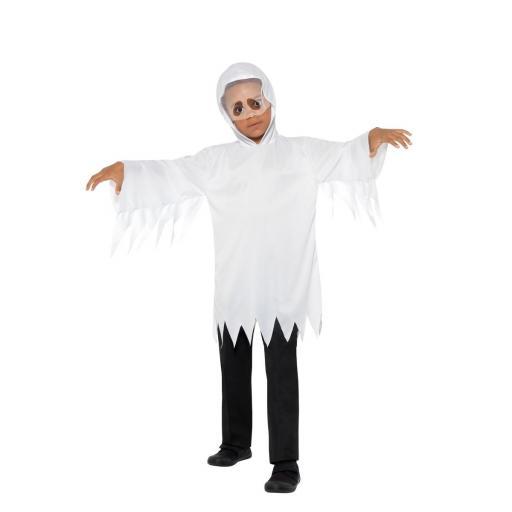 Ghost Children Costume Size M/L