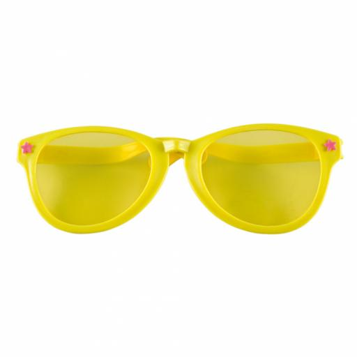 Jumbo party glasses - price for individual